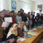 With participation of 7 CBOs, PCHR Concludes Training Course in Human Rights and International Humanitarian Law in in Northern Gaza