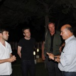 PCHR Receives Delegation from German Partner MISEREOR