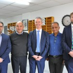 PCHR Receives Delegation from Irish Representative Office to PA