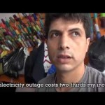 Video:  The economic repercussions of the electricity crisis in the Gaza Strip