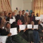 PCHR Concludes Training Course in Women's Rights/Human Rights in Rafah