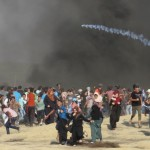 In New Crime of Excessive Use of Lethal Force against Peaceful Demonstrators in Gaza Strip, Israeli Forces Kill Palestinian Civilian and Wound 111 Others, including 24 Children, 7 Women, 5 Paramedics, and Journalist