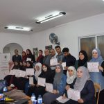 PCHR Concludes Training Course in Human Rights and Democracy in Khan Younis
