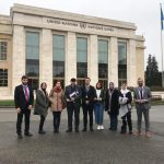 Second Educational Tour Concluded in Geneva