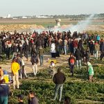 On 41st  Friday of Great March of Return and Breaking Siege, Israeli Forces Wound 46 Civilians, including 7 Children, 4 Journalists and 6 Paramedics