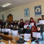 With Participation of 25 Male and Female Volunteers, PCHR Concludes Training Course on Human Rights and Democracy Concepts in Northern Gaza Strip