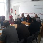 "PCHR Organizes Workshop Titled as ""Reality of Higher Education in Light of the Economic Situation in the Gaza Strip"