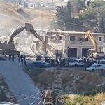 Hundreds Lose Shelter as Israeli Forces Destroy Dozens of Housing Units in Sour Baher in occupied East Jerusalem
