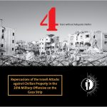 "Four Years without Adequate Shelter "" Repercusions of the Israeli Attacks against Civilian Property in the 2014 Military Offensive on the Gaza Strip"""