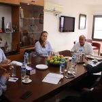 PCHR Receives International Delegations and Participates in Several Meetings