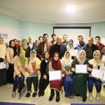 "With Participation of 6 CBOs and Youth Groups, PCHR Concludes Training Course on ""Women Rights and Means of Intervention and Protection to Combat Violence against Women"""