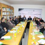 "PCHR Organizes Workshop Titled: ""Reality of Public Utilities in the Gaza Strip: Green Zone as An Example"""