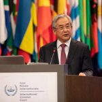 ASP President, O-Gon Kwon, reaffirms unwavering support for the ICC